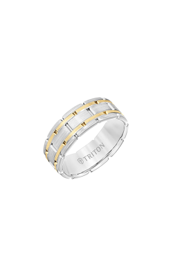 Triton Ride Wedding band 11-6092WY8-G product image
