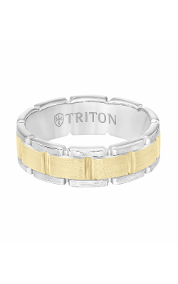 Triton Ride Wedding Band 11-6093WY7-G product image