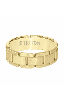 Triton Ride Wedding Band 11-6093Y7-G product image