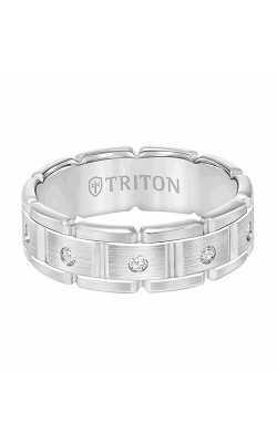 Triton Stone Wedding Band 22-6134W7-G product image