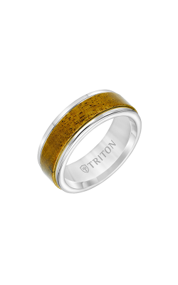 Triton T89 Wedding Band 11-6083WCD8-G product image