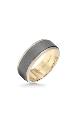 Triton Raw Wedding band 11-RAW0103YC8-G product image
