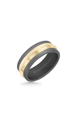 Triton Raw Wedding Band 11-RAW0116YC8-G product image
