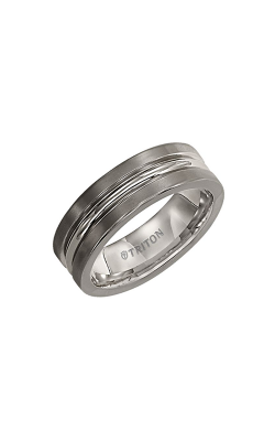 Triton Titanium Wedding band 11-2009T-G product image