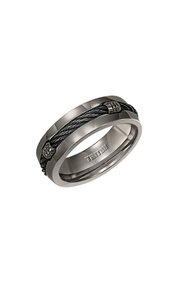 Triton Titanium Wedding band 11-2062T-G product image
