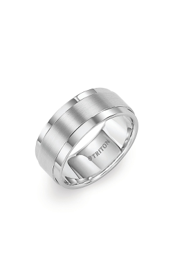 Triton Tungsten Carbide Wedding Band 11-2096HC-G product image