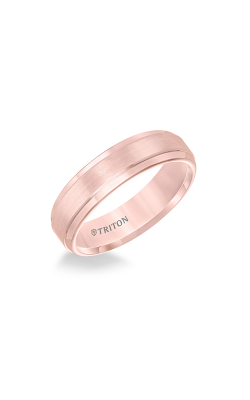 Triton Tungsten Carbide Wedding Band 11-2133RC-G product image