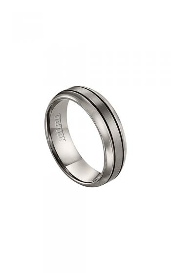 Triton Tungsten Carbide Wedding band 11-3300T-G product image