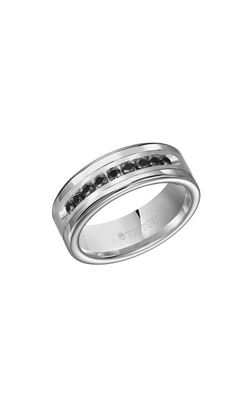 Triton Stone Wedding band 22-4633SC-G product image