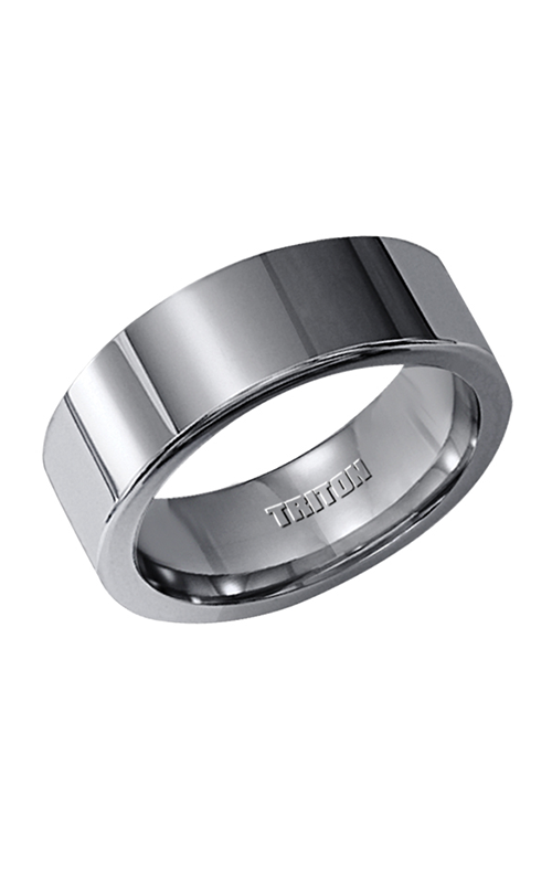 t tungsten silver best bands mens triton ring wedding rings with white diamond black inlay diamonds by kenzo