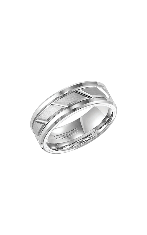 Triton Carved Wedding band 11-4426HC-G product image