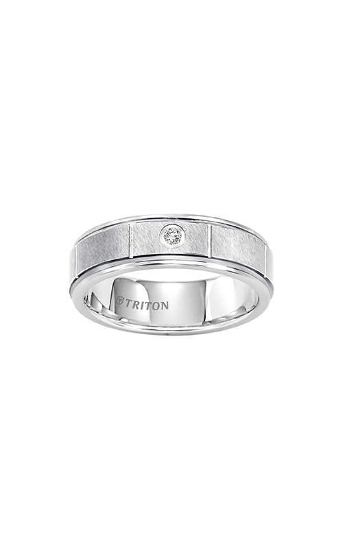 Triton Stone Wedding band 21-2212HC-G product image