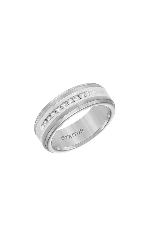 Triton Stone Wedding band 21-2218SC-G product image