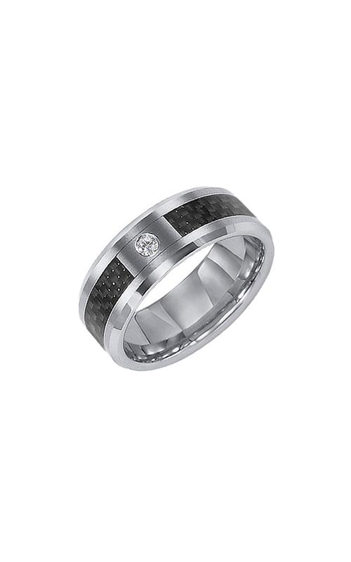 Triton Stone Wedding Band 21-2359C-G product image