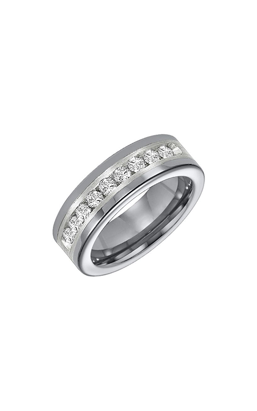Triton Stone Wedding band 21-3308SC-G product image