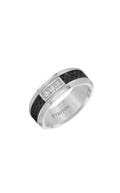 Triton Stone Wedding band 22-2940C-G product image