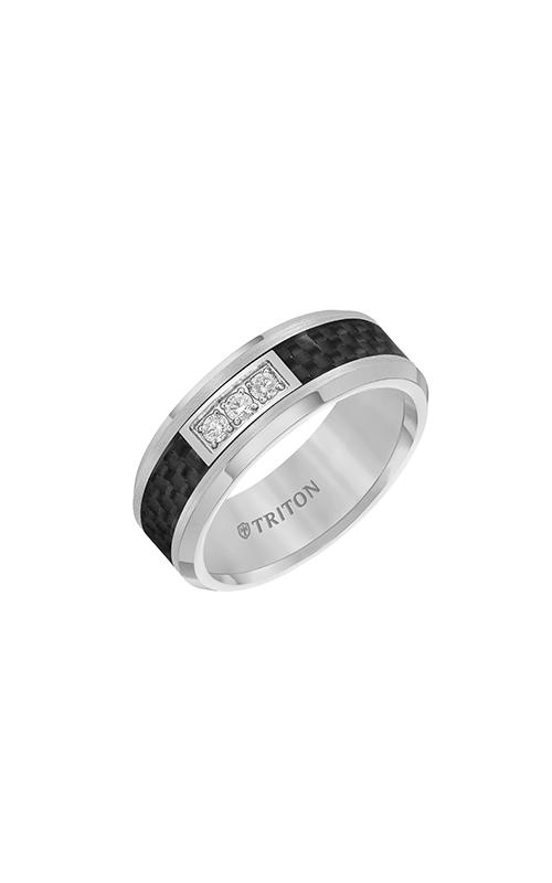 Triton Stone Wedding Band 22-2940C-G product image