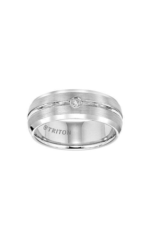 Triton Stone Wedding band 22-2942HC-G product image