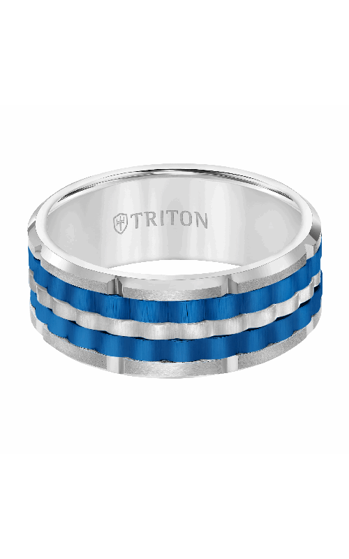Triton 11-6016WCBU-G Wedding bands | Browse At Rogers Jewelry Co