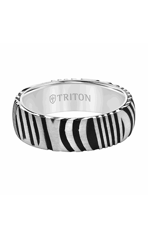 Triton Rogue Wedding Band 11-6051WC7-G product image