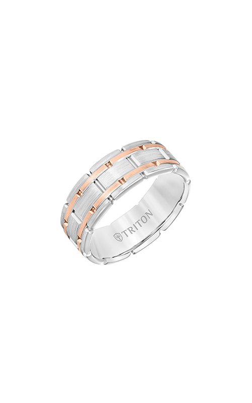 Triton Ride Wedding band 11-6092WR8-G product image