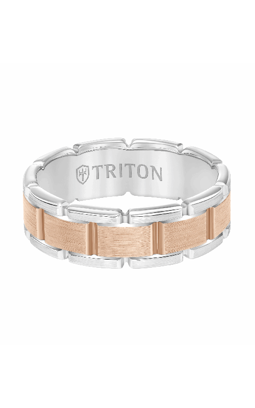Triton Ride Wedding band 11-6093WR7-G product image