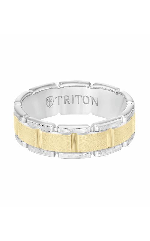 Triton Ride Wedding band 11-6093WY7-G product image