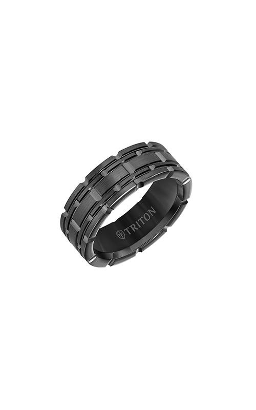 Triton Ride Wedding band 11-6131NC8-G product image