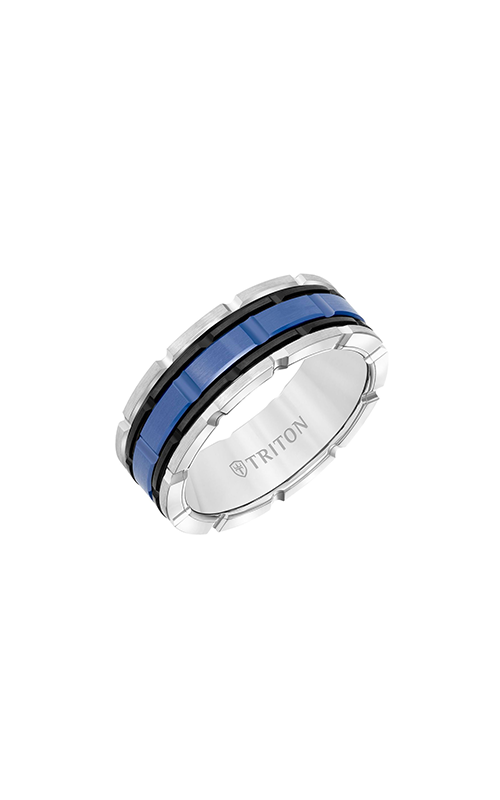 Triton Ride Wedding Band 11-6133WBCWCE8-G product image