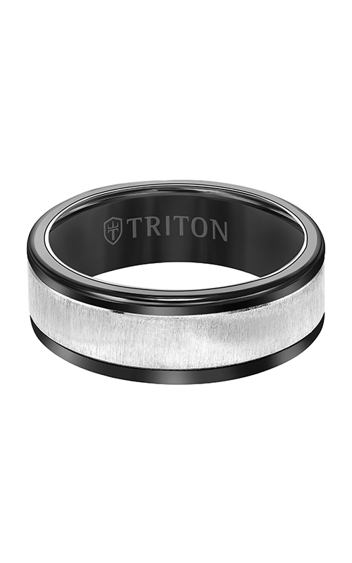 Triton T89 Wedding band 11-2414BCW8-G product image