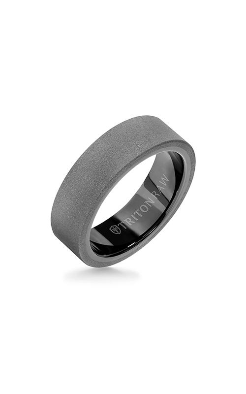 Triton Raw Wedding band 11-RAW0102BC7-G product image