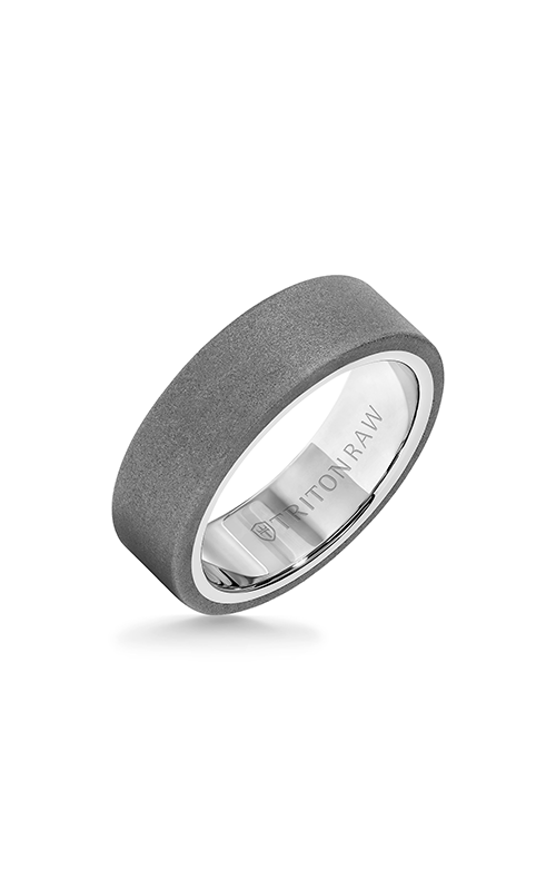Triton Raw Wedding band 11-RAW0102HC7-G product image