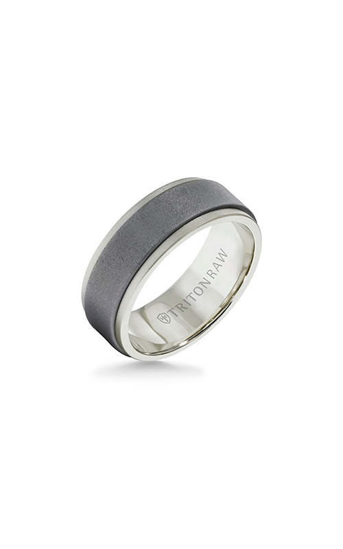 Triton Raw Wedding band 11-RAW0103WC8-G product image