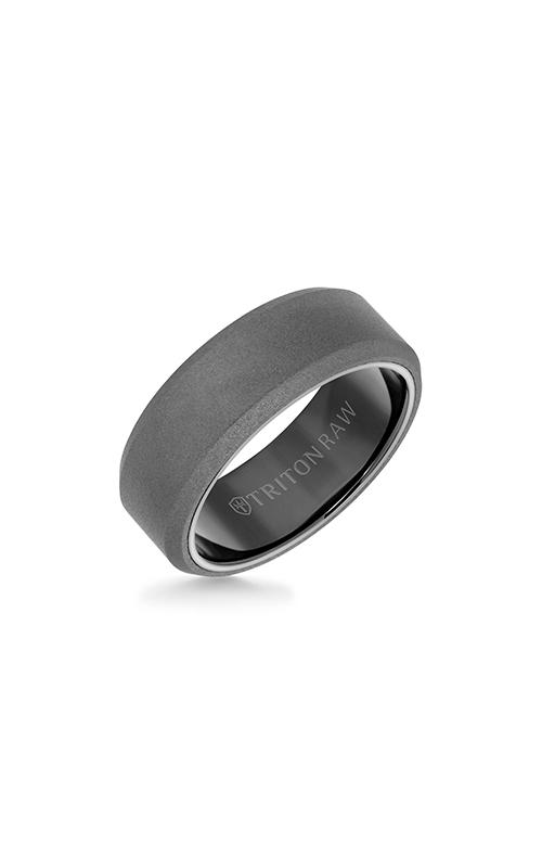 Triton Raw Wedding band 11-RAW0109BC8-G product image