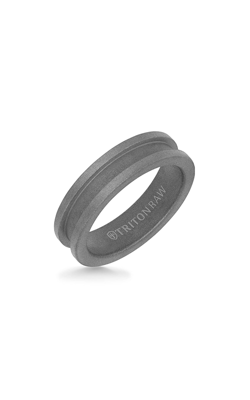 Triton Raw Wedding Band 11-RAW0110C6-G product image