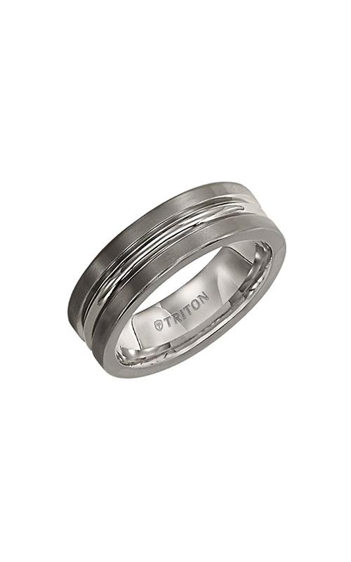 Triton Titanium Wedding Band 11-2009T-G product image