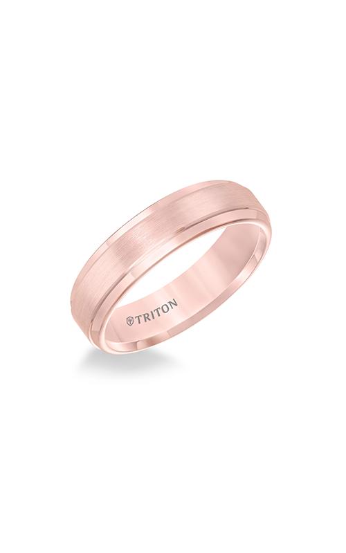 Triton Tungsten Carbide Wedding band 11-2133RC-G product image