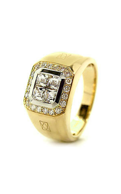 Tycoon Menz Men's ring TY2090YEL product image