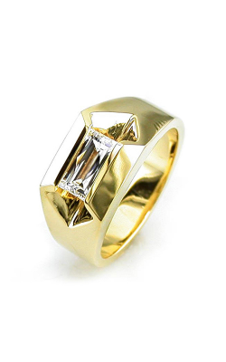 Tycoon Menz Men's ring TY-S680YEL product image