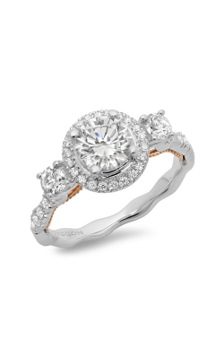 Tycoon Roselle Engagement ring TY-AQ801 product image