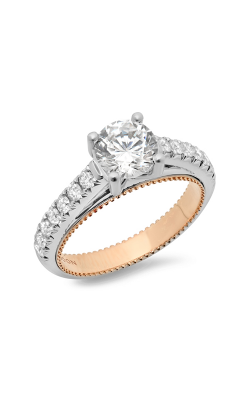 Tycoon Roselle Engagement ring TY-AQ735 product image