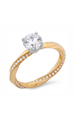 Tycoon De La Twista Engagement ring TY-AP281 product image