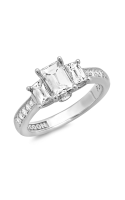Tycoon Cut Engagement ring TY-1955 product image