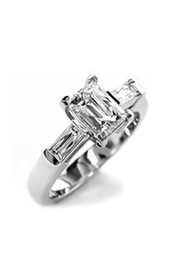 Tycoon Cut Bridal Engagement ring TY1071 A product image