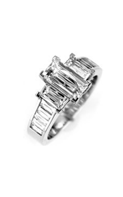 Tycoon Cut Bridal Engagement ring TY1100 product image