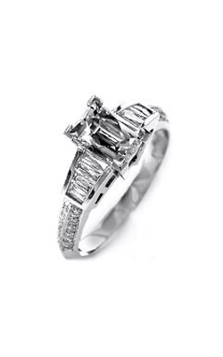Tycoon Cut Bridal Engagement ring TY1421 product image