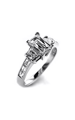 Tycoon Cut Bridal Engagement ring TY1424 product image