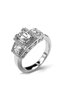 Tycoon Cut Bridal Engagement ring TY1498 product image