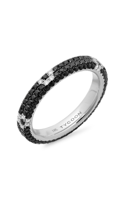 Tycoon Quarter After Midnight Fashion ring TY-AL103 product image