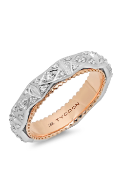Tycoon Roselle Wedding band TY-AQ113 product image